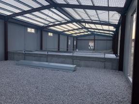 Nave Para Centro De Control En Planta Fotovoltaica Mula